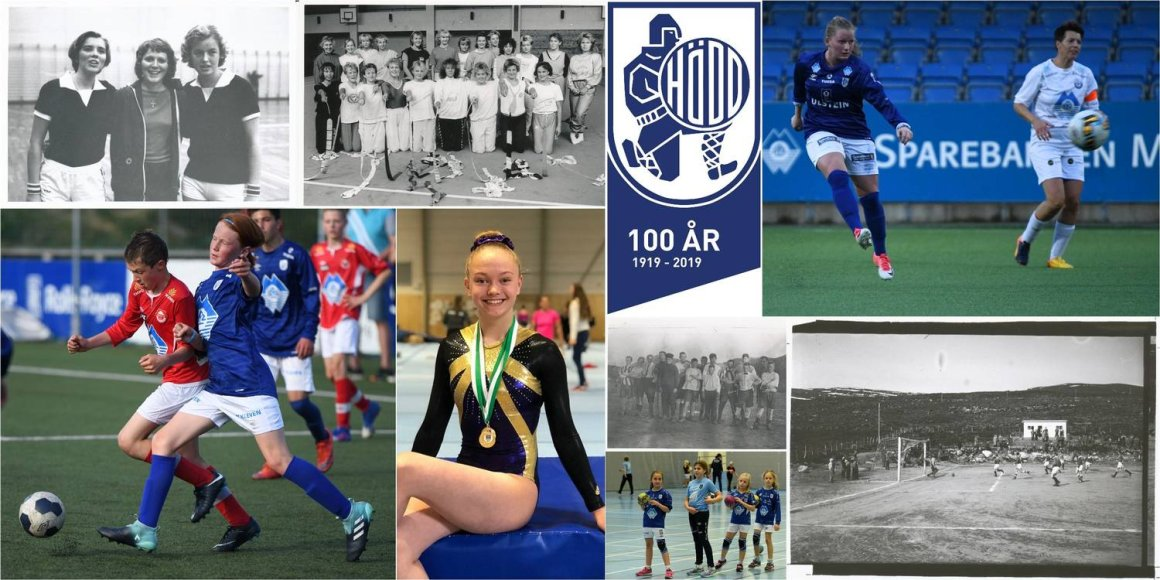 HØDD I 100 - KICK-OFF FOR JUBILEUMSÅRET